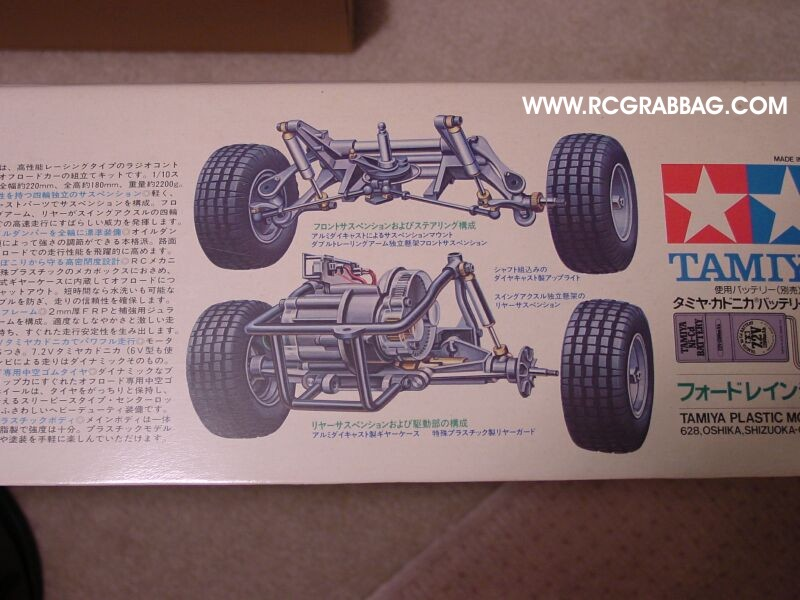 Tamiya sand scorcher manual
