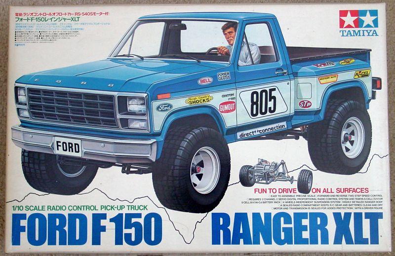 Tamiya Ford F150 Ranger Xlt 1981 Rcgrabbagrhrcgrabbag: 2007 Ford Pick Up Radio At Gmaili.net