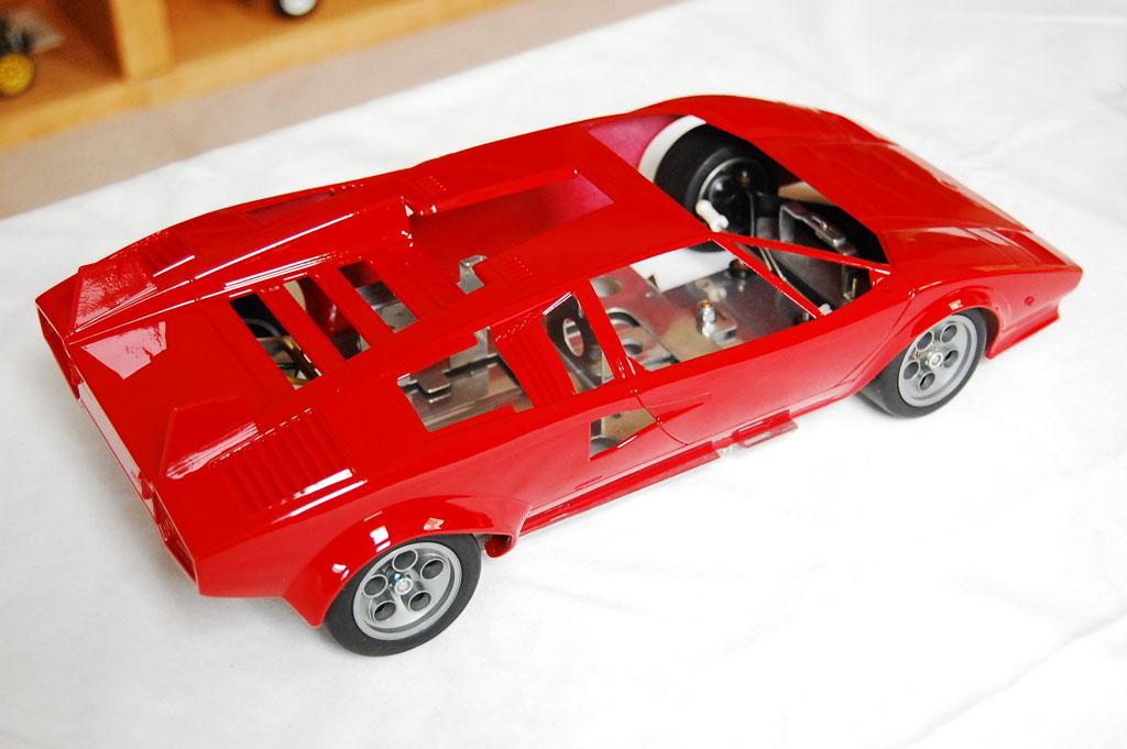 Tamiya Lamborghini 1978 Rc Grabbag Com