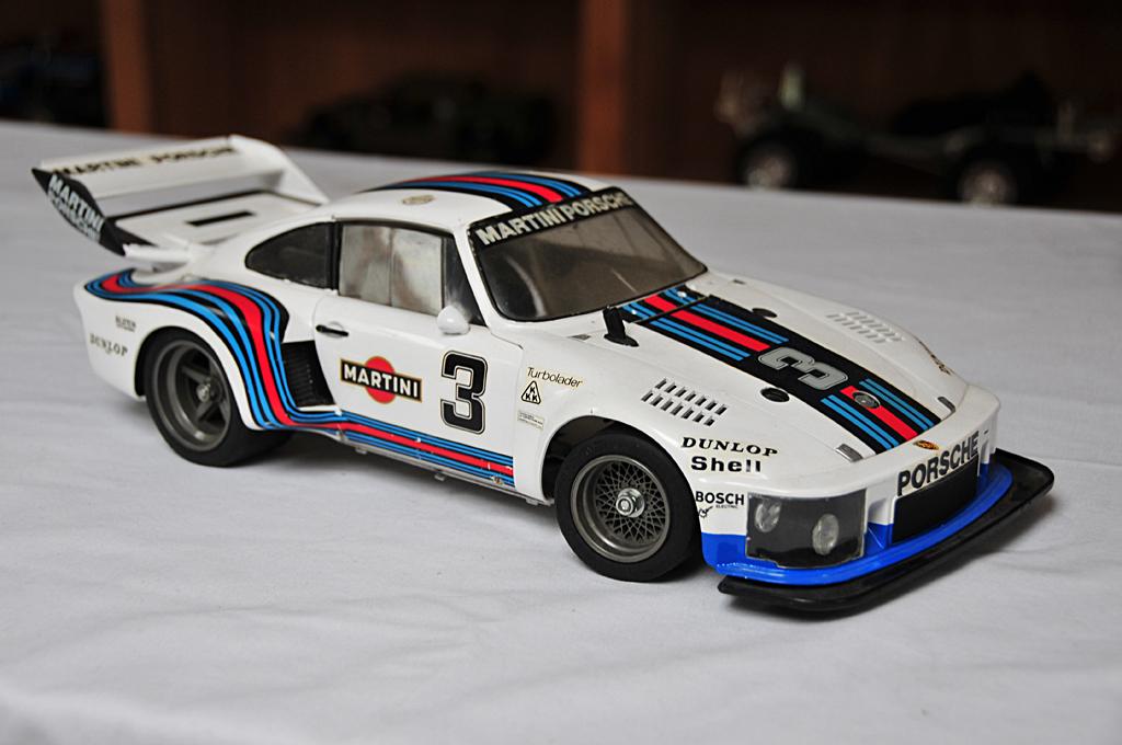 Tamiya Porsche 935 (1977) | RC/GrabBag.com