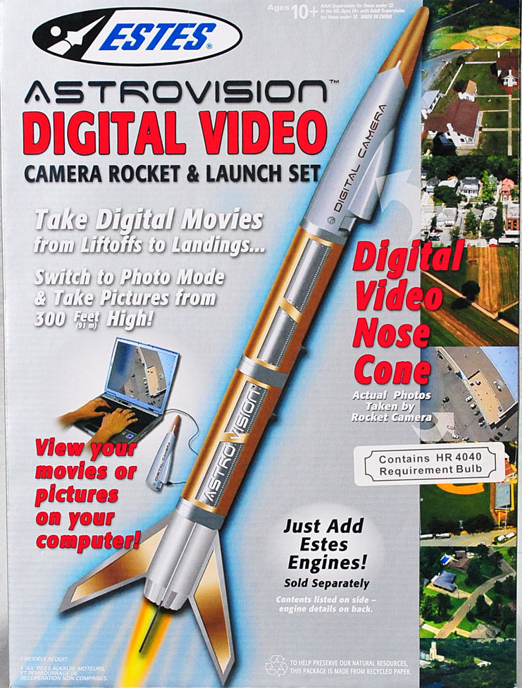... rocket in my Rocketry category on RCGrabBag is a photographic rocket