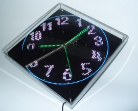 Rgb Virtual Propeller Clock on gps running watch ebay